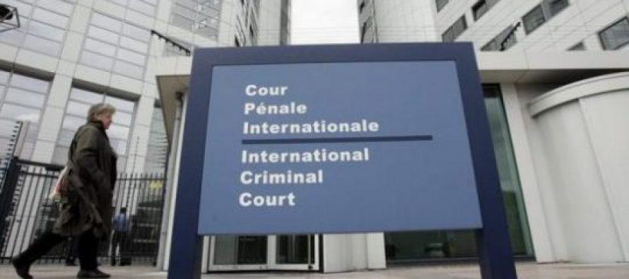 აშშ-მ საერთაშორისო სისხლის სამართლის სასამართლოს იურისტებს სანქციები დაუწესა