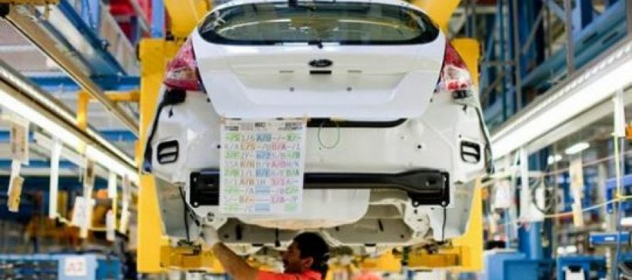 Ford -ი გერმანიაში 5 ათას სამუშაო ადგილს შეამცირებს