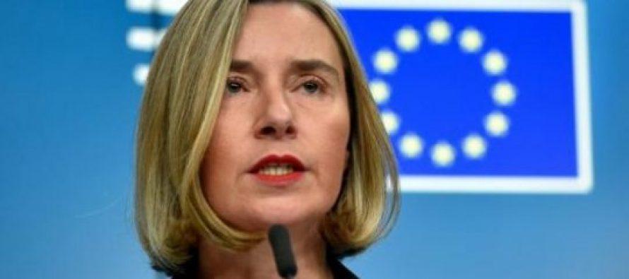 ევროკავშირი ყირიმზე რუსეთის სუვერენიტეტის აღიარებას არ აპირებს