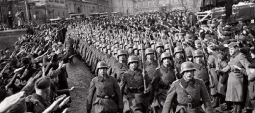 80 წლის წინ ჩეხოსლოვაკიაში ნაცისტური გერმანია შეიჭრა