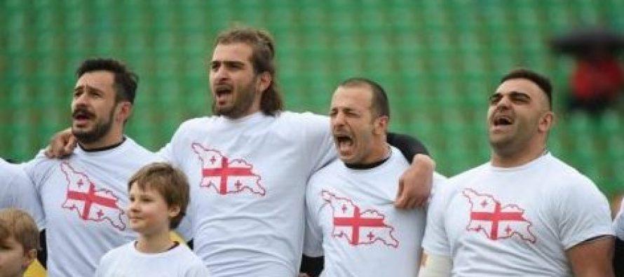 საქართველოს მორაგბეთა ნაკრებმა რუსეთის ეროვნული გუნდი ისტორიაში 21-ედ დაამარცხა
