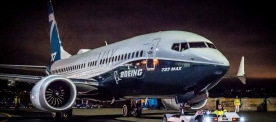 სამოქალაქო ავიაციის სააგენტომ Boeing 737-8 MAX-ი და 737-9 MAX-ის ფრენები საქართველოს საჰაერო სივრცეში დროებით შეაჩერა