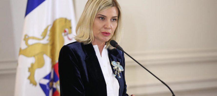 ხატია მოისწრაფიშვილი-პრეზიდენტს მიაჩნია, რომ საქართველოსა და აზერბაიჯანს შორის საზღვრის დამდგენ კომისიას აუცილებლად უნდა მიეცეს მუშაობის საშუალება