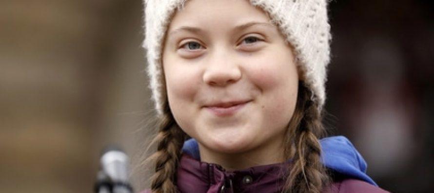 ნობელის პრემიაზე შვედი სკოლის მოსწავლე წარადგინეს