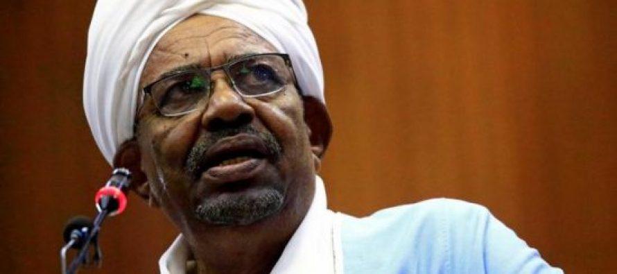 სუდანში ხელისუფლება სამხედროებმა ჩაიგდეს ხელში