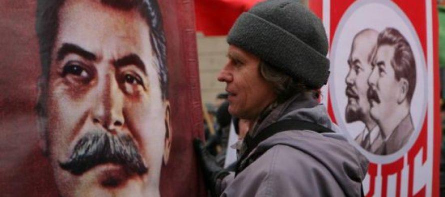 სტალინის პოპულარობამ რუსეთში რეკორდულ მაჩვენებელს მიაღწია