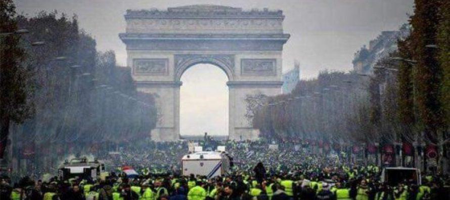 საფრანგეთის პრემიერი: სასწრაფოდ უნდა შევამციროთ გადასახადები, რომ პროტესტი შეჩერდეს