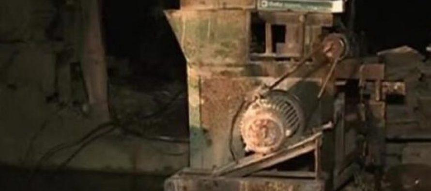 სამეგრელოში 44 წლის მუშა ქვის დამშლელ მექანიზმში ჩავარდა და დაიღუპა