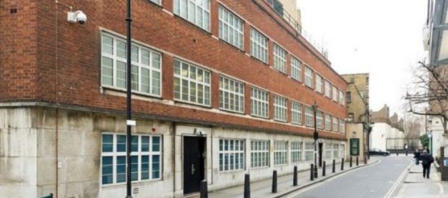 ლონდონში მიგდებული სახლი ჯაშუშების ბაზა აღმოჩნდა