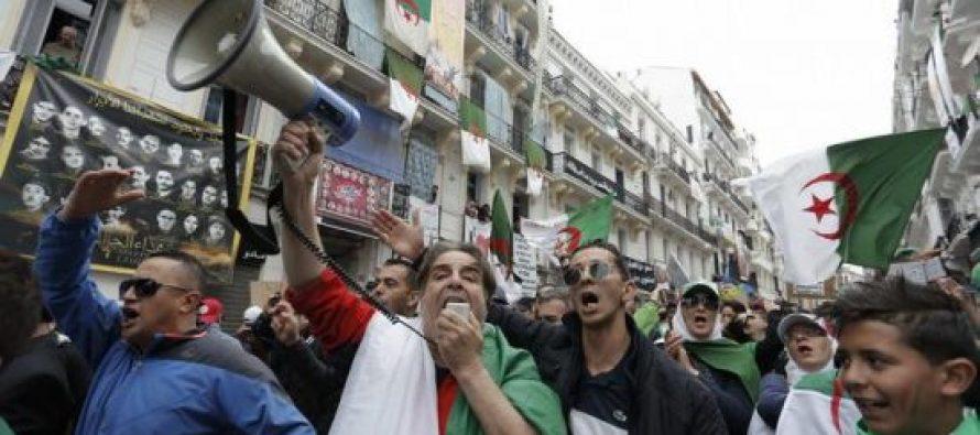 ალჟირში კორუფციასთან ბრძოლის ფარგლებში ხუთი მილიარდელი დააკავეს