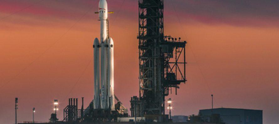 ნასამ მთვარეზე ხალხის გამგზავრება Falcon Heavy-ს ანდო