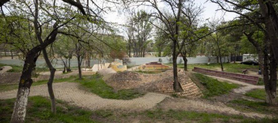 """თბილისში ბავშვთა ქალაქ """"მზიურის"""" რეაბილიტაცია მიმდინარეობს"""