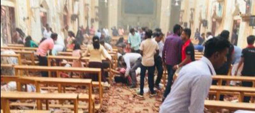 160 გარდაცვლილი – შრი ლანკაზე 3 ეკლესია და სასტუმრო ააფეთქეს (+ფოტო)