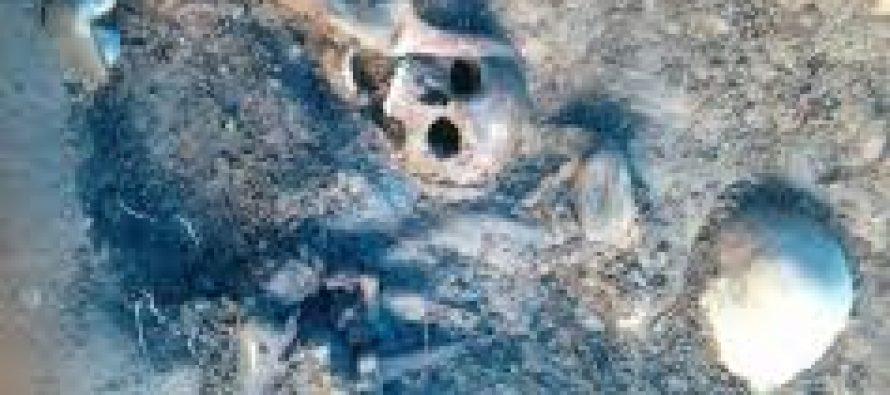 ხელვაჩაურის სამარხში ნაპოვნი სასულიერო პირების ნეშტებს 21 აპრილს სამოქალაქო წესით დაკრძალავენ
