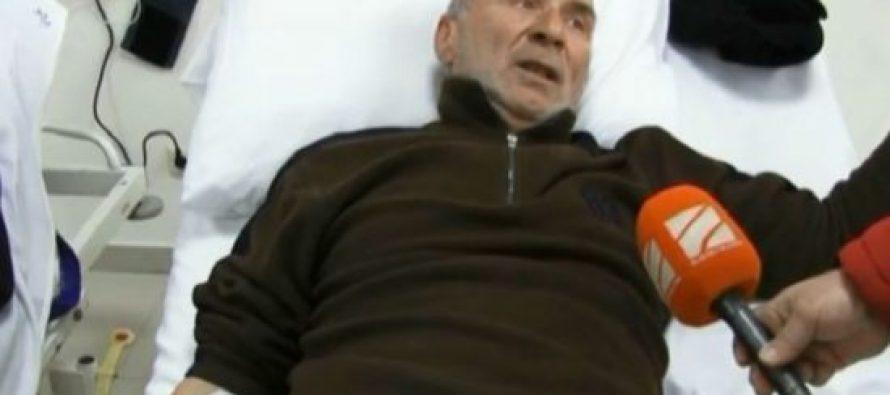 """""""მათრიეს მიწაზე"""" – ოზურგეთში საპატრულო პოლიციის თანამშრომლებთან დაპირისპირების შედეგად დაშავებული მომხდარის დეტალებზე საუბრობს"""