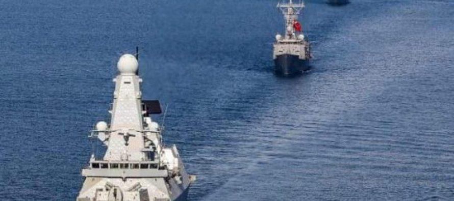 ნატომ რუსეთის აგრესიის გამო შავ ზღვაზე მონაწილეობას გაზრდის