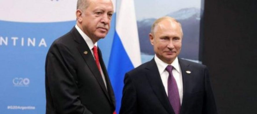 ერდორანი: თურქეთი რუსულ ЗРК С-400-ებზე უარს არ იტყვის