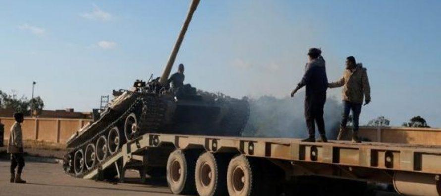 ტრამპმა ლიბიაში გენერალ ხაფთარის სამხედრო მოქმედებებს მხარი დაუჭირა