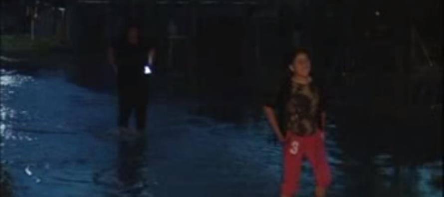 სტიქია კახეთში – მდინარე ალაზნის ადიდებამ 10-ზე მეტი თემის სოფელი დააზარალა