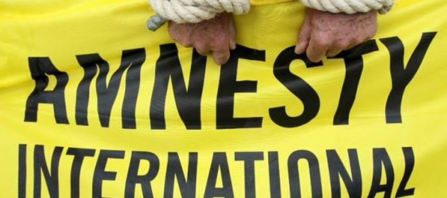 "Amnesty International-მა ორგანიზაციაში შრომის ""ტოქსიკური"" პირობების გამო ხელმძღვანელობა დაითხოვა"