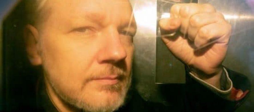 WikiLeaks-ის დამფუძნებლის წინააღმდეგ შვედეთმა ისევ აღძრა საქმე