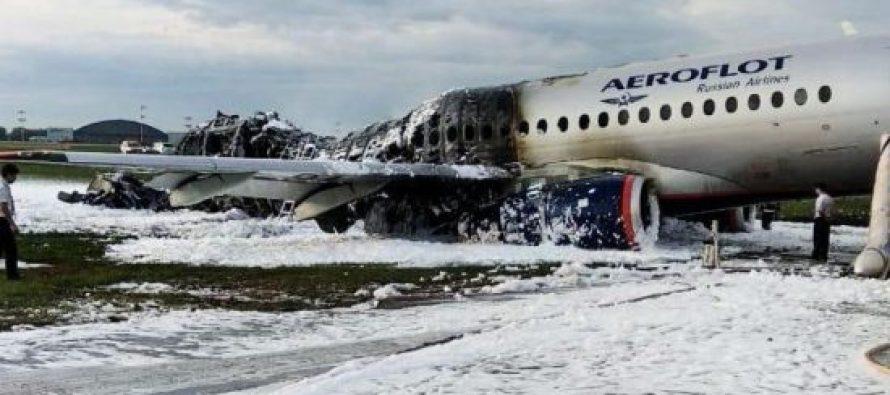 შერემეტევოში მომხდარი ავიაკატასტროფის მთავარი ვერსია მფრინავების შეცდომაა