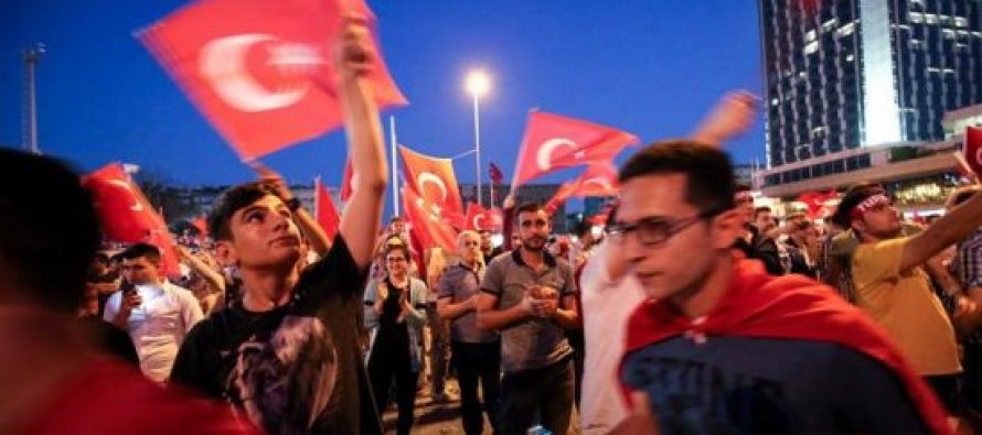 თურქეთში დაახლოებით 70 სამხედრო პირს სამუდამო პატიმრობა მიუსაჯეს