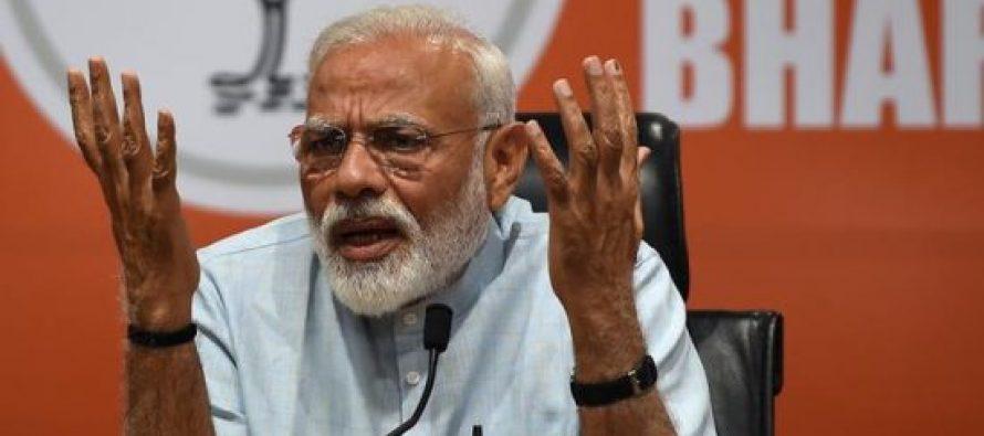 ინდოეთის საპარლამენტო არჩევნებზე მმართველი გუნდი ლიდერობს