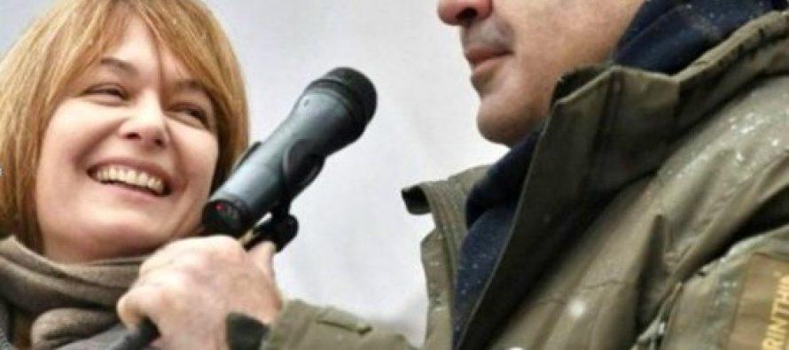 სანდრა როლოვსი: მიშა  ქმნის აქ პოლიტიკურ ამინდს
