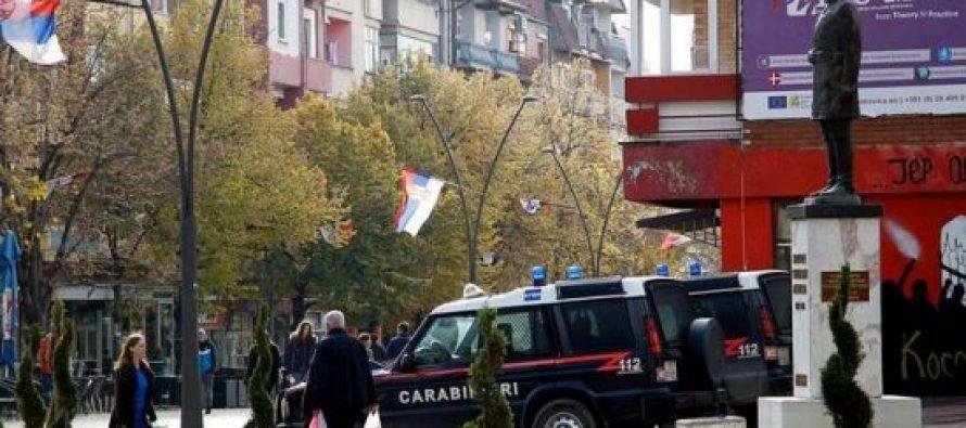 რუსეთი და სერბეთი ნატოს კოსოვოში სიტუაციის დაძაბვაში სდებენ ბრალს
