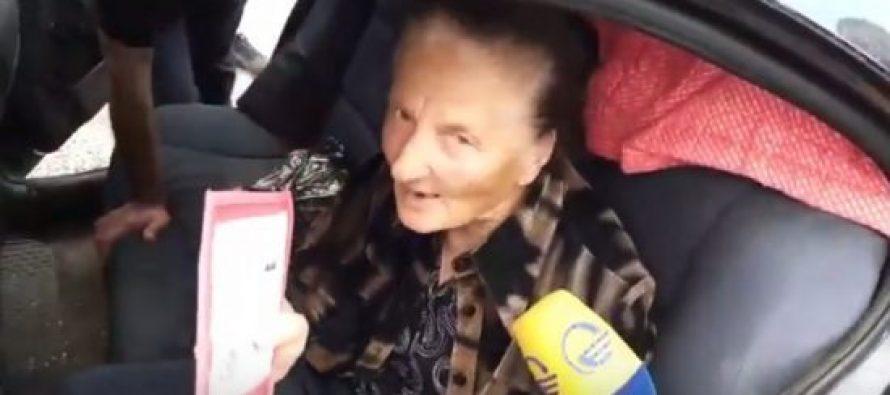 """რას იხსენებს ნიკა გვარამიას ,,ნაცემი"""" ქალბატონი?! (+ვიდეო)"""