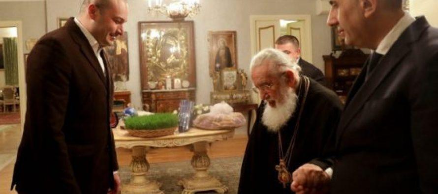 ძლიერი ქართული სახელმწიფო ნიშნავს ძლიერ ეკლესიას და ძლიერი ეკლესია ნიშნავს ძლიერ ქართულ სახელმწიფოს – პრემიერი