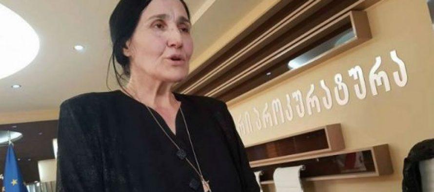 ნორა კვიციანი: გუბაზ სანიკიძე ირაკლი ოქრუაშვილს შეეკრა და ნათელ-მირონს უღალატა