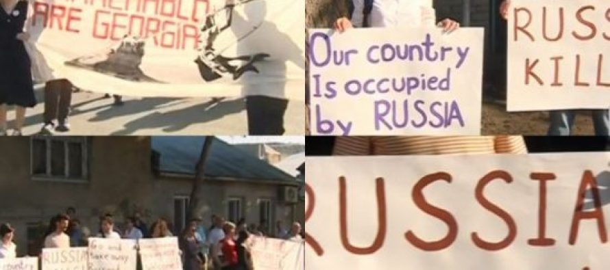 ის რაც დღეს ხდება საქართველოში, ეს არის ჩვენი ხელისუფლების სირცხვილი