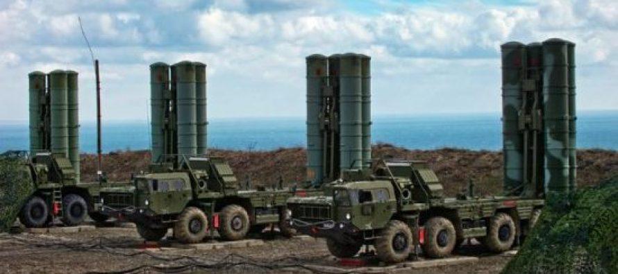 რუსეთი თურქეთს С-400-ებს უკვე ივლისში მიაწვდის