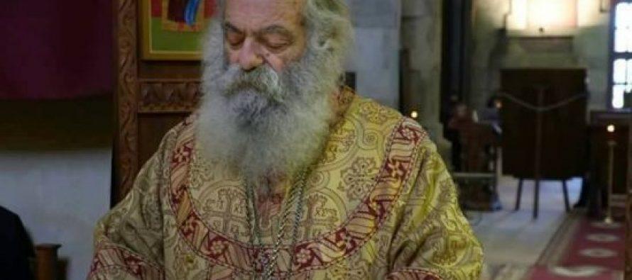 მეუფე კალისტრატე გარდაიცვალა