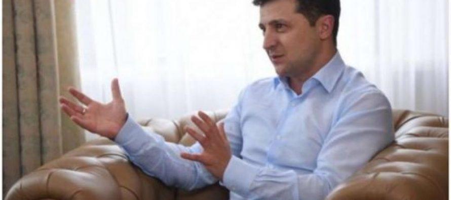 ზელენსკი საქართველოს პრემიერმინისტრ მამუკა ბახტაძესთან ბრიუსელში შეხვედრას ადასტურებს