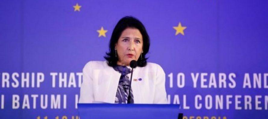 სალომე ზურაბიშვილი – საჭიროა, საქართველოს ეკონომიკა მოვარგოთ ევროკავშირის ერთიან საბაზრო წესებს