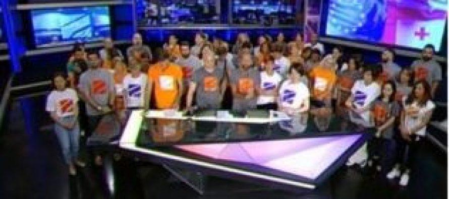 """ტელეკომპანია """"რუსთავი 2""""-ის საინფორმაციო და პოლიტიკური პროგრამების თანამშრომლები ერთობლივი განცხადებას ავრცელებენ"""