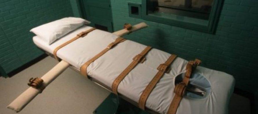 აშშ-ში16 წლის მანძილზე პირველად სიკვდილით დასჯა აღადგინეს