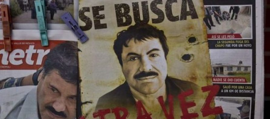 მექსიკელ ნარკობარონ ელ ჩაპოს აშშ-ში სამუდამო პატიმრობა და 30 წელი მიუსაჯეს