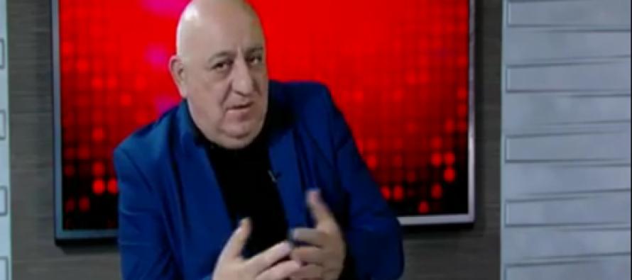 """სისხლიანი მინისტრია, ის უკვე აქლემის ტვირთია """"ქართული ოცნებისთვის"""" – ვალერი გელბახიანი"""