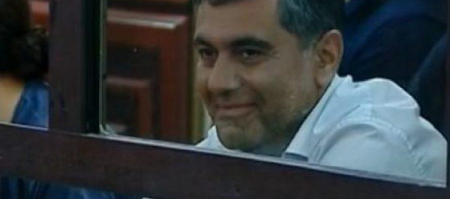 სასამართლომ ირაკლი ოქრუაშვილი პატიმრობაში დატოვა