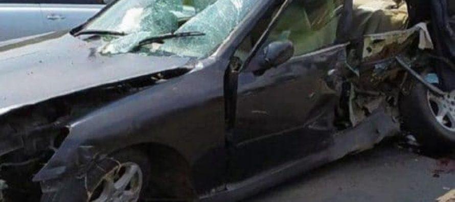 ავარია ოკუპირებულ აფხაზეთში – გარდაცვლილია ერთი, დაშავებულია სამი ადამიანი