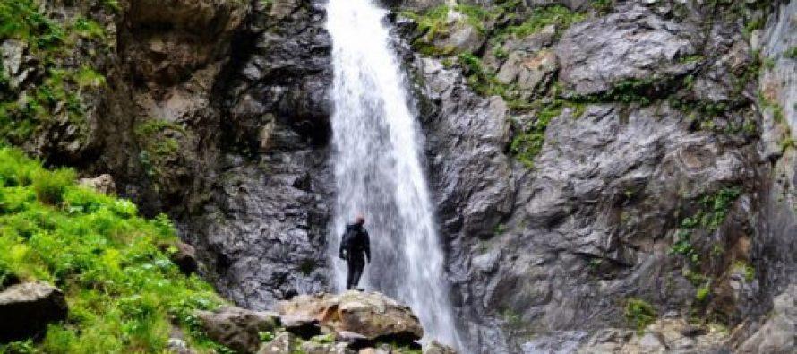 ლაგოდეხში, ნინოსხევის ჩანჩქერზე გერმანელი ტურისტი დაიღუპა
