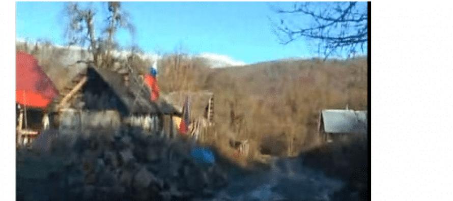 გაგრის სოფელი აიბღა როსრეესტრში გაატარეს როგორც რუსეთის ტერიტორია