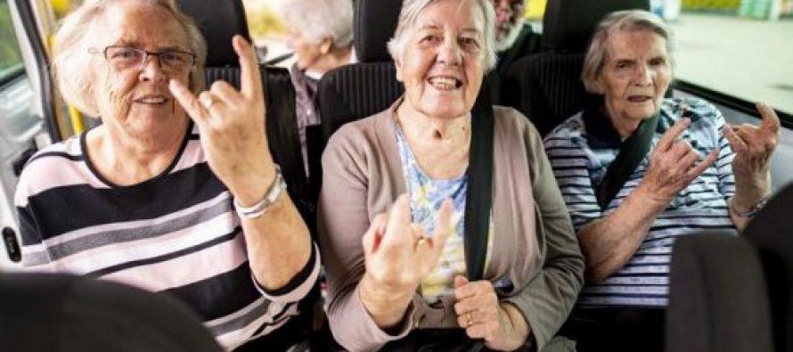 გერმანელი პენსიონერები Wacken Open Air-ზე მიდიან