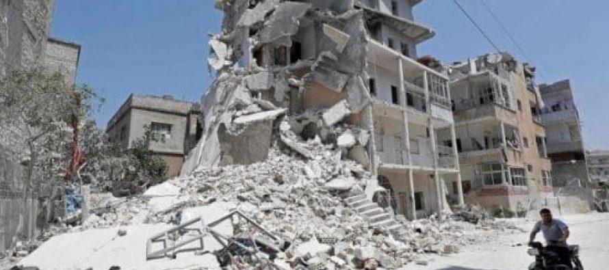 სირიის სამთავრობო ჯარები იდლიბის მნიშვნელოვან ქალაქს უახლოვდებიან