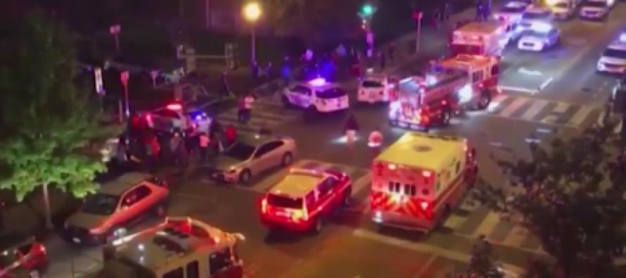 ვაშინგტონში, თეთრი სახლის მახლობლად შეიარაღებული თავდასხმა მოხდა