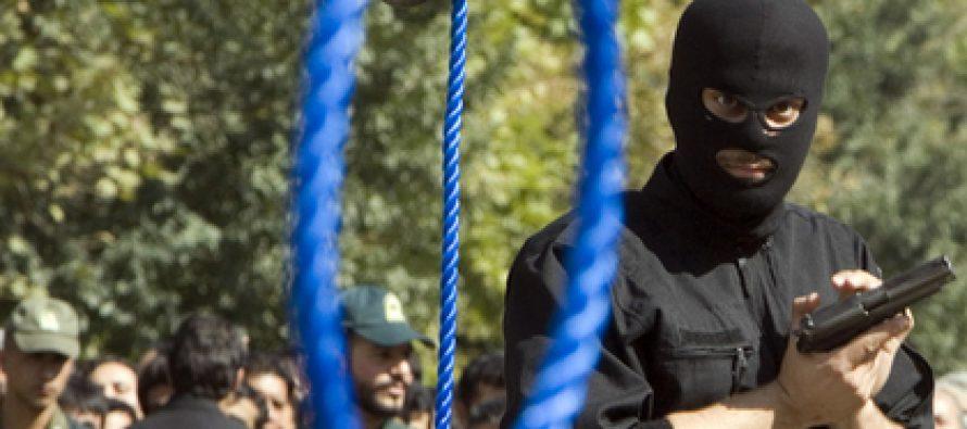 ირანში გეი ჩამოახრჩვეს